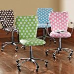 photo of desk chairs in various colours