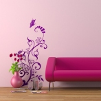 photo of wall sticker