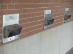 return slots outside the library