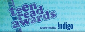 teen read awards by Indigo
