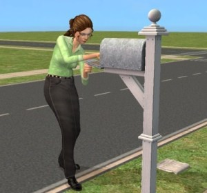 sim me and mailbox